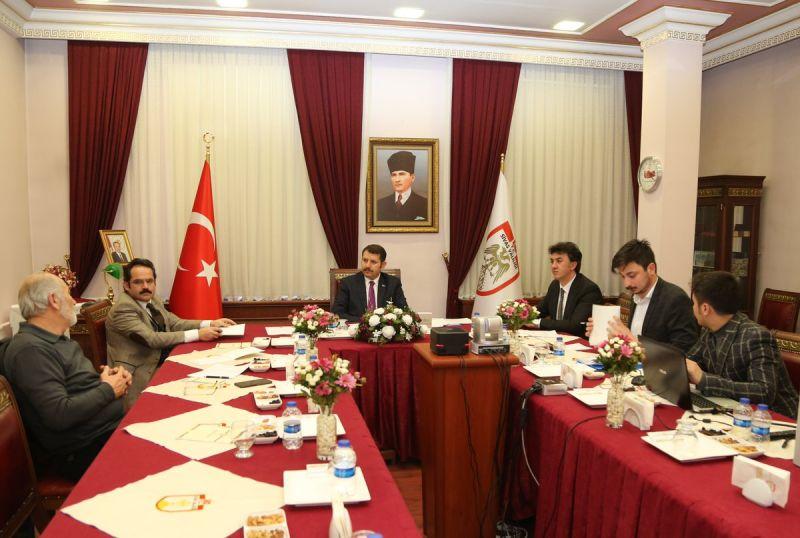 OSB Olağan Yönetim Kurulu Toplantısı