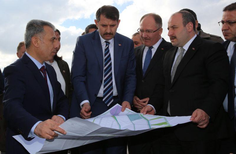 Sivas Türkiye'nin önemli sanayi alanlarından birisi olacaktır